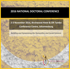 Annual Doctoral Conference 2016