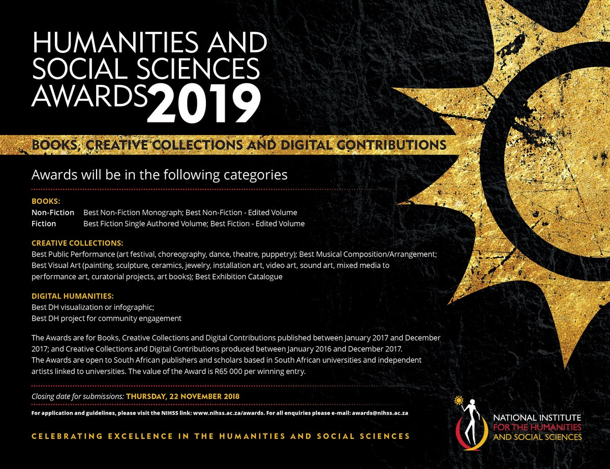 Call for Awards 2019